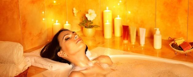 Turn your bathroom into a spa